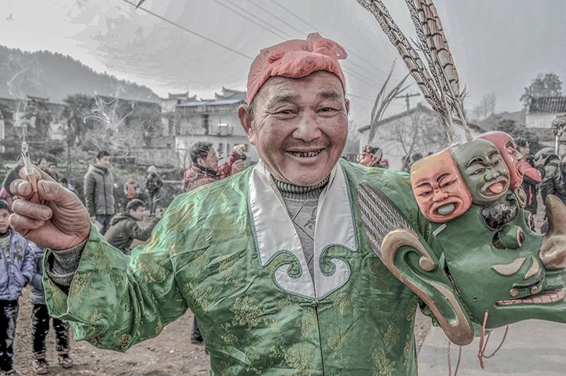 婺源傩舞—国家级非物质文化遗产